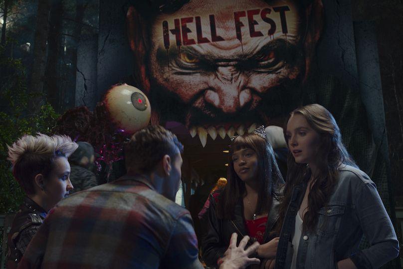 รีวิวเรื่อง Hell Fest