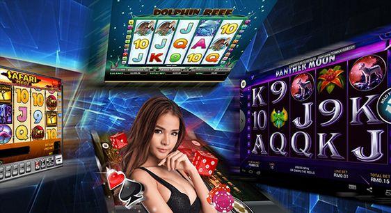 Bet on Slot Games Online Slots 2021